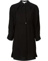 Robe chemise noire Alexander Wang