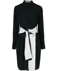 Robe chemise noire Givenchy