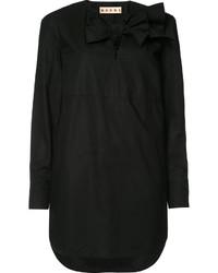 Robe chemise noire Marni