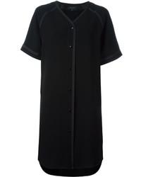 Robe chemise noire Rag & Bone