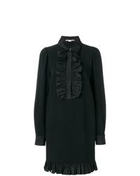 Robe chemise noire Stella McCartney