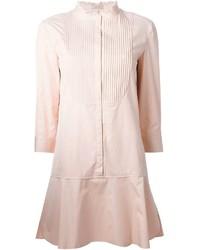 Robe chemise rose Nina Ricci