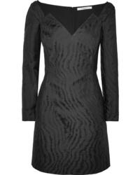 Robe de cocktail noire Givenchy