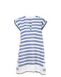 Robe de plage bleue Lemlem