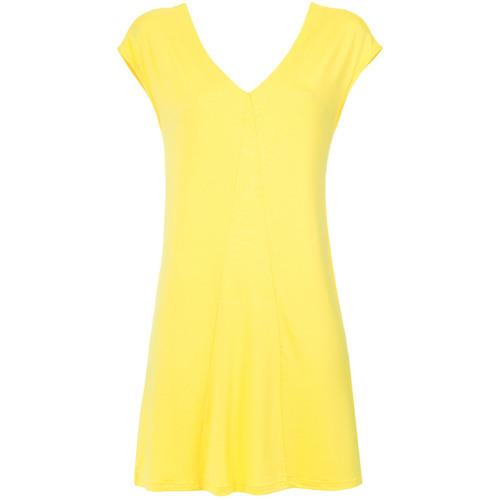 Robe de plage jaune Lygia & Nanny