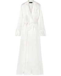 Robe de soirée blanche Michael Lo Sordo