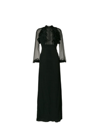 Robe de soirée noire Dsquared2