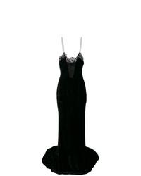 Robe de soirée noire Stella McCartney