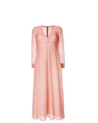 Robe de soirée rose RED Valentino