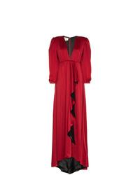 Robe de soirée rouge Gucci