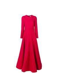 Robe de soirée rouge Valentino