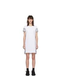 Robe décontractée blanche Kenzo