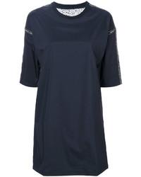Robe décontractée bleu marine adidas