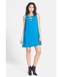 Robe decontractee bleue original 1387743