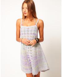 da5969f9dba50 Acheter robe décontractée en crochet blanche  choisir robes ...