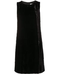 Robe droite en velours noire M Missoni