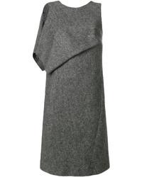 Robe droite gris foncé Maison Margiela