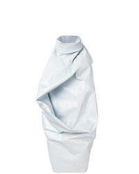 Robe droite grise Rick Owens
