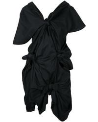 Robe droite noire Comme des Garcons