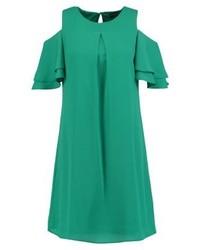 Robe droite verte Dorothy Perkins