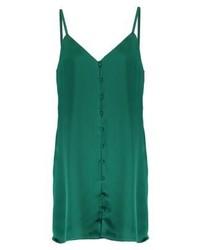 Robe droite verte Fashion Union