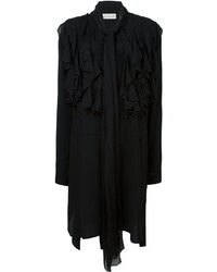 Robe en soie noire Faith Connexion