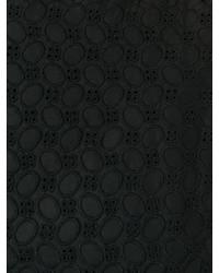 Robe évasée noire P.A.R.O.S.H.