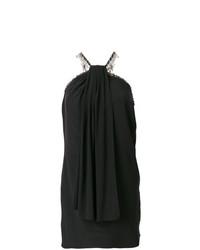 Robe fourreau noire Saint Laurent