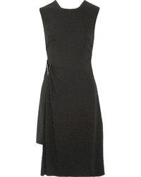 Robe fourreau noire Versace