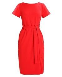 Robe fourreau rouge Dorothy Perkins