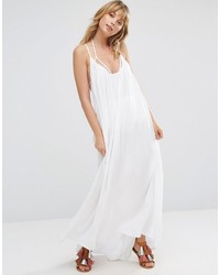 Robe longue blanche Vince Camuto