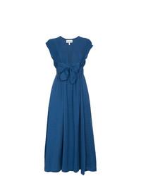 Robe longue bleue Mara Hoffman