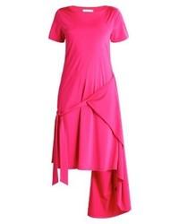 Robe longue fuchsia Finery