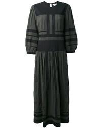 Robe longue gris foncé Etoile Isabel Marant