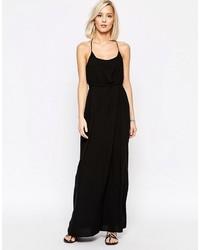 Robe longue noire Vero Moda