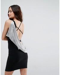 Robe noire Asos