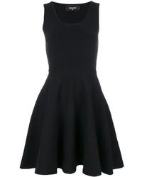 Robe noire Dsquared2