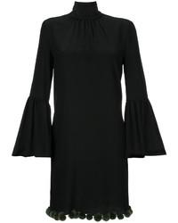 Robe noire Fendi