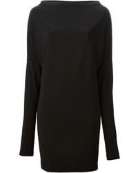 Robe noire Norma Kamali