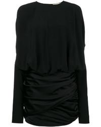 Robe noire Saint Laurent