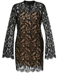 Robe noire Stella McCartney