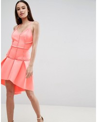 Robe orange Asos