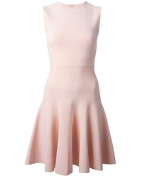 Robe patineuse beige P.A.R.O.S.H.