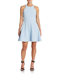 Robe patineuse bleue claire Elizabeth and James