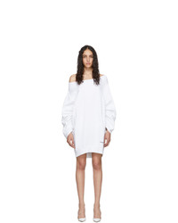 Robe-pull blanche Dsquared2