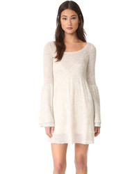 Robe-pull blanche Free People