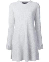 Robe-pull blanche Proenza Schouler