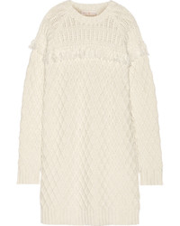 Robe-pull blanche Tory Burch