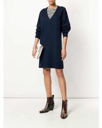 Robe-pull bleue marine Rag & Bone