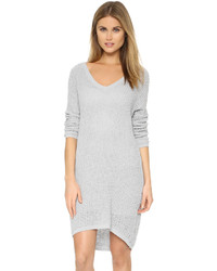 Robe-pull en tricot grise Cupcakes And Cashmere